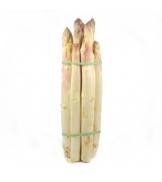 1 botte d'Asperges blanches - 500g